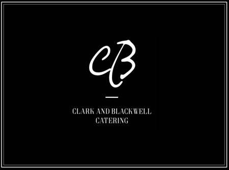 Clark and Blackwell Catering brochure